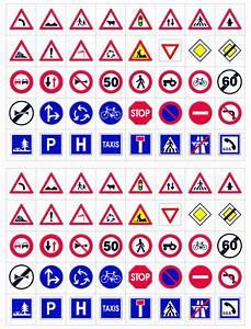 Code De La Route Signalisation : panneau code de la route a imprimer pays lamer ~ Maxctalentgroup.com Avis de Voitures