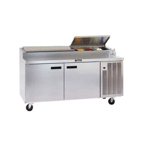 delfield pizza prep table with drawers delfield refrigerated pizza prep table
