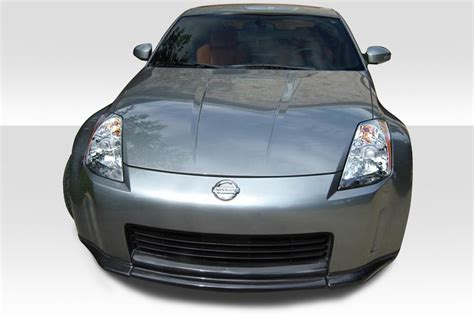 2003-2005 Nissan 350z Z33 Duraflex Mz Front Lip Spoiler