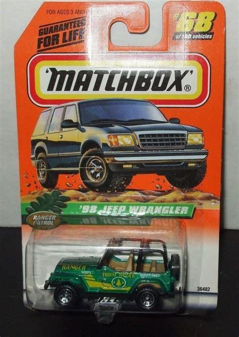 jeep matchbox 83 best diecast matchbox images on pinterest matchbox