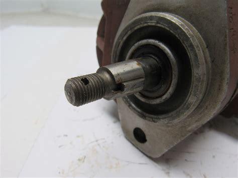 cessna  oaaa  hydraulic pump  top port ab ports