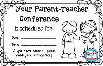Parent Teacher Conference Conferences Parents Clipart Reminders