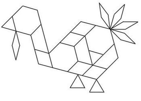 Turkey Math Template by Thanksgiving Templates Pattern Block Thanksgiving