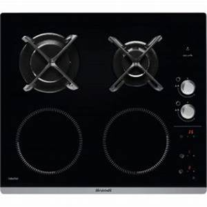 Table Induction Mixte : table de cuisson mixte gaz induction comparer 23 offres ~ Edinachiropracticcenter.com Idées de Décoration