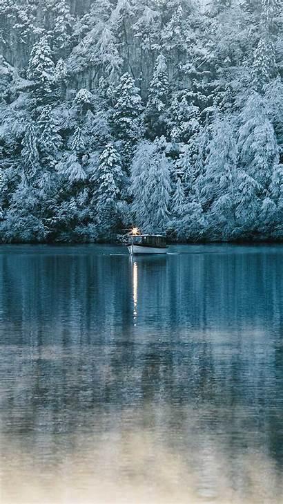 Iphone Lake Xs Wallpapers Zen Preppy Nature