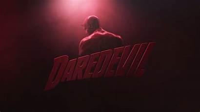 Daredevil Devil Marvel Netflix Intro Desktop Wallpapers