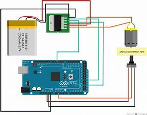 How To Convert A Dc Motor To A Servo Motor With Arduino
