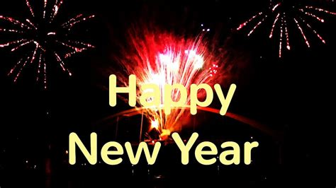 happy  year frohes neues jahr youtube