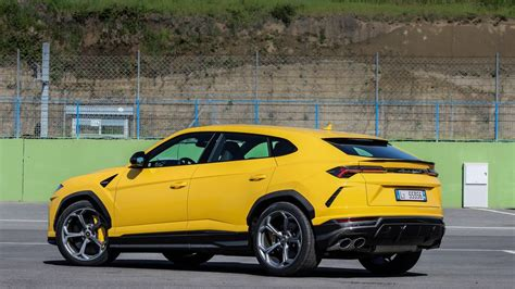 Lamborghini Urus Picture by 2019 Lamborghini Urus Is A Master Of Poise And Pace Page
