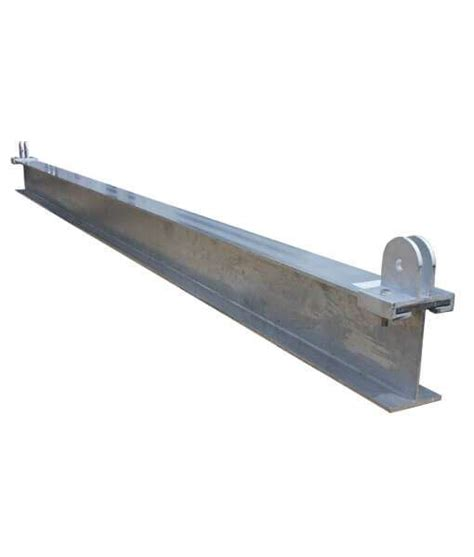 Boat Lift Cradle Beams by 10 Quot Aluminum Cradle Beam With Sheave Brackets Bh Usa