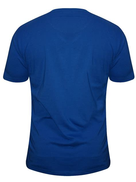 buy t shirts bushirt royal blue neck t shirt dn00188 royal blue cilory com