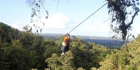 costa rica adventure vacations packages tours