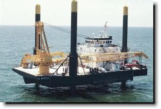 Boat Lift Barges For Sale by Liftboat