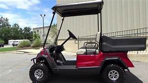 2013 Yamaha Adventurer Sport - Gas Golf Cars For Sale - Fuel Injected - King Of Carts