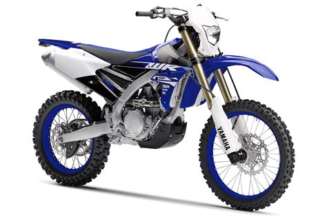 2018 yamaha wr450f first 6 fast facts