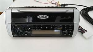 Clarion Xmd3 Stereo W  Remote  Cmrc2-bss