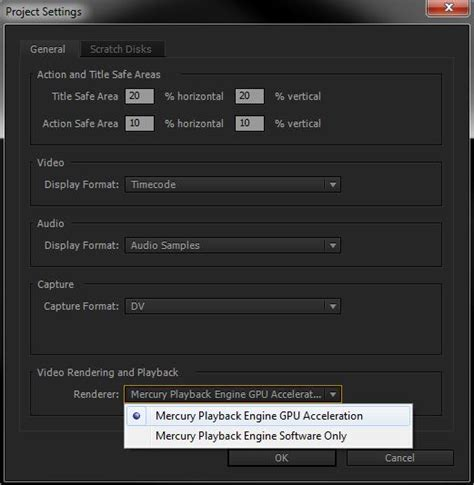Stem Adobe Education Adobe Premiere Help How To Enable Cuda Graphics Card