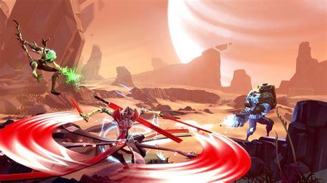 wallpaper battleborn  game fps moba fantasy