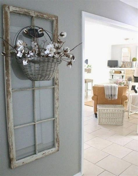 Alter Fensterrahmen Deko by Recycling Wooden Doors And Windows For Home Decor