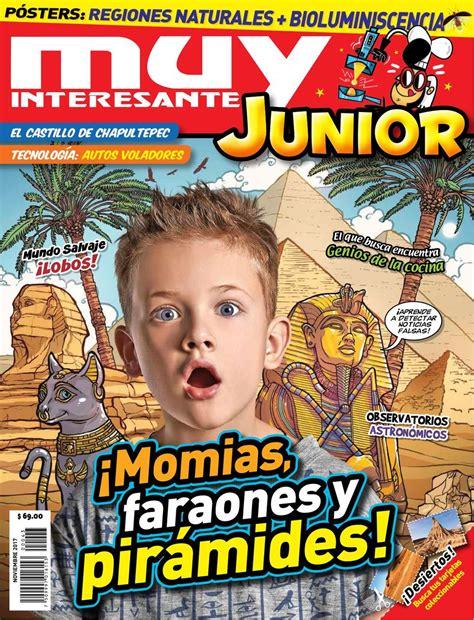 Muy Interesante Junior-Noviembre 2017, 43 Magazine