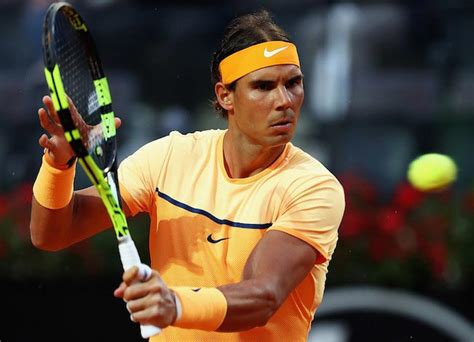 Rafael Nadal Credits French Open Success To Living In A World Of Clay