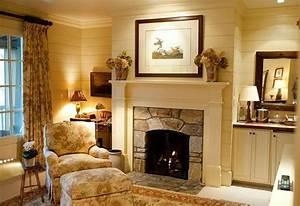 Pretty fireplace, cozy room | Living Room/Family Room ...