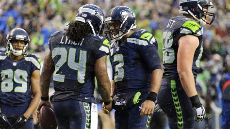 seahawks beat giants    franchise record