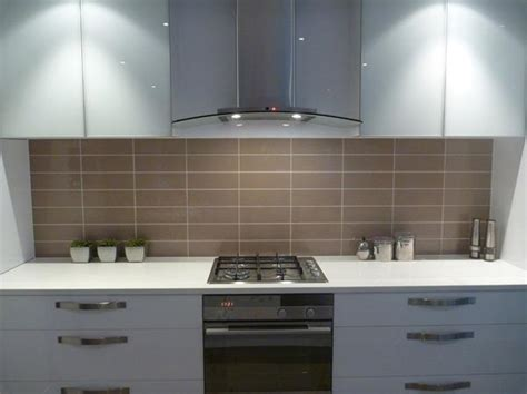 tiled splashback ideas for kitchen kitchen splashbacks inspiration mastercraft tiling 8509