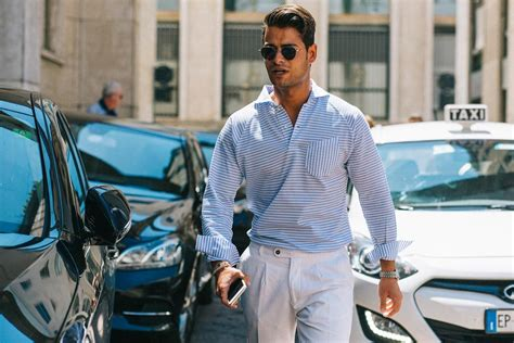 the best street style from milan men s fashion week ss18 he spoke style