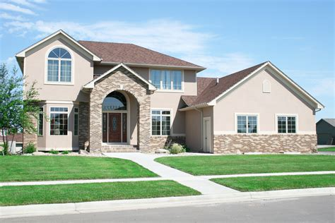 Mixed Exterior Styles  American Ebuilder