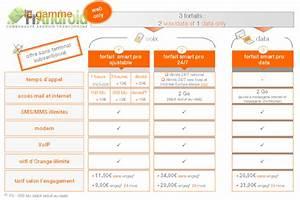 Forfait Telephone Pro : exclu orange annonce les forfaits smart pro du 100 en ligne pour les pros frandroid ~ Medecine-chirurgie-esthetiques.com Avis de Voitures