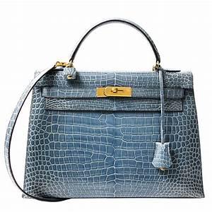 Hermes Taschen Kelly Bag : rare hermes blue jean porosus crocodile 32 kelly ghw see more vintage hermes taschen ~ Buech-reservation.com Haus und Dekorationen