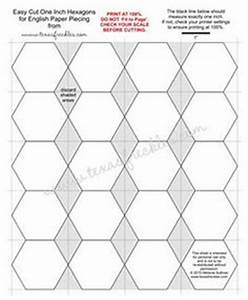 1000 images about hexigon quilts on pinterest hexagons With free english paper piecing hexagon templates