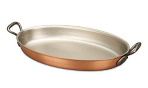copper roasting pans falk copper cookware