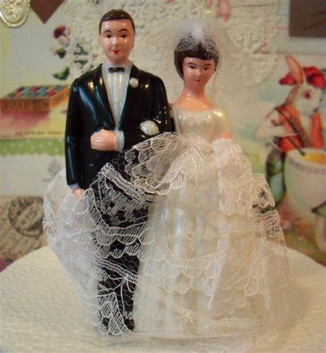 love is sweet sale vintage wedding cake topper