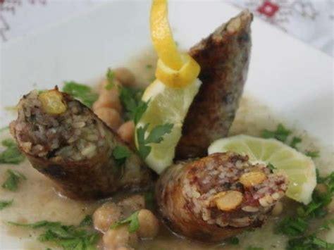ratiba cuisine recettes de boudin et pois chiche