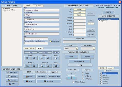 comment faire une facture logiciel gratuit a telecharger