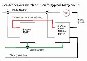 Ge Z-wave Add-on Switch Wiring