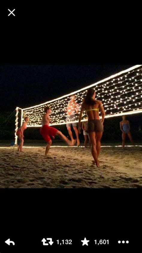 light up volleyball net 37 awesome diy summer projects fun summer craft ideas