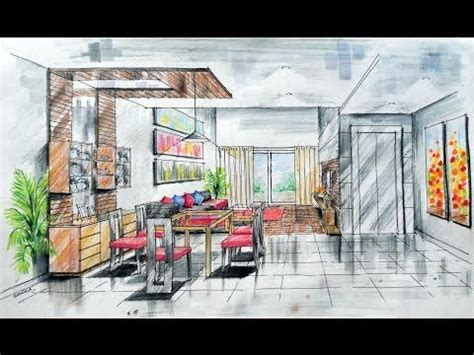 point interior design perspective drawing manual