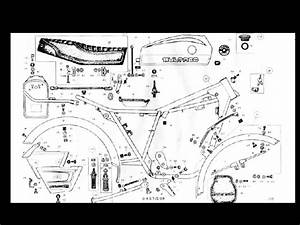 Find Bultaco Matador Mk 100 350 Parts Manual 100pgs For
