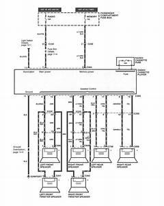 Stereo Wiring Diagram 2000 Kia Sportage  Kia  Wiring