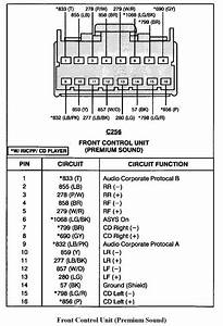 2008 Ford F250 Radio Wiring Diagram - Database