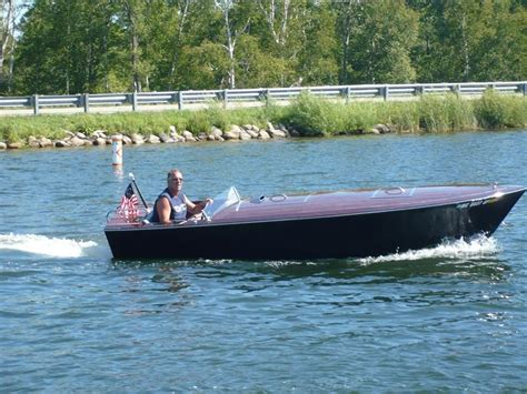 Cheetah Boats by 1968 Century Cheetah Custom Powerboat For Sale In Michigan