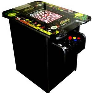 Classic Arcade Game Machines