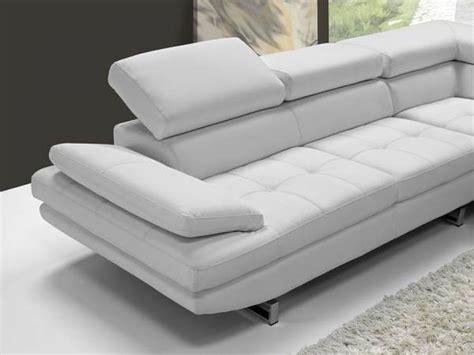 canapé cuir blanc design photos canapé d 39 angle cuir blanc design