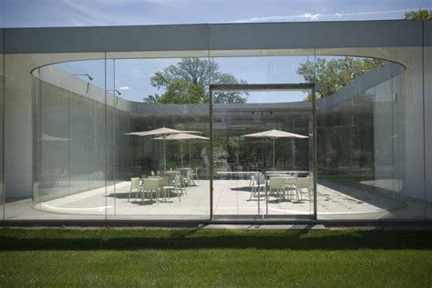 pritzker prize worthy sanaas glass pavilion