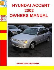 Hyundai Accent 2002 Owners Manual