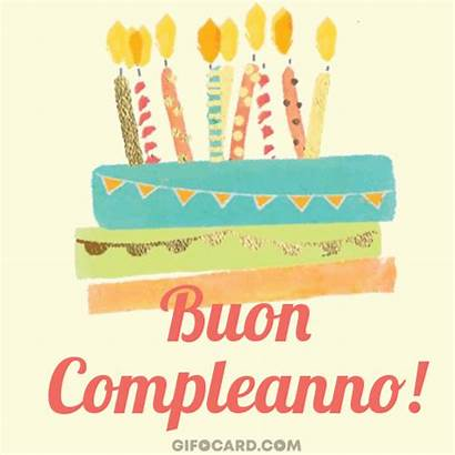 Birthday Happy Cake Spanish Card German Wishes