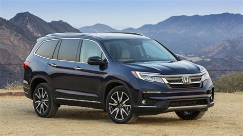 2020 Honda Pilot by 2020 Honda Pilot Interior Changes Arrival 2019 2020